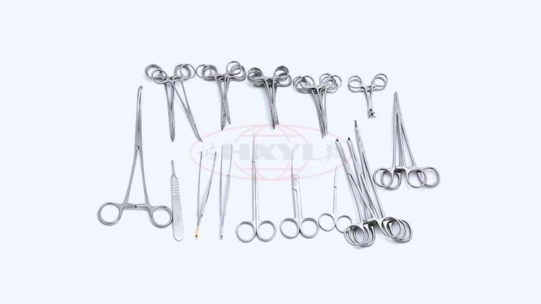 几个外科手术器械的基本介绍和说明