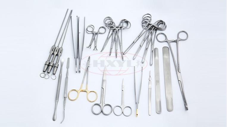 豹牌手术器械种类更加齐全