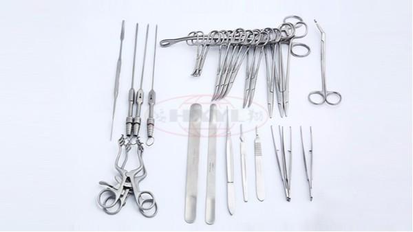 手术中使用的外科手术器械的养护您做好了吗