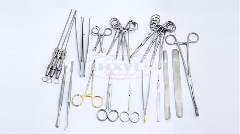 手术器械的维护与保养方式都有哪些?
