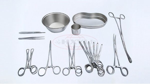 如何使用手术器械包,里面应该存放什么