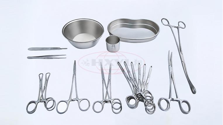 手术器械包里都有什么呢?要怎么用?