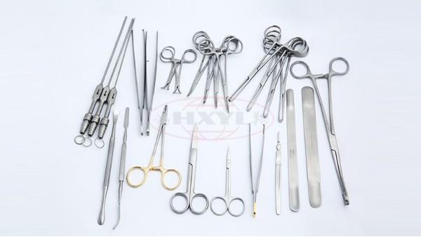 医院在购买手术器械包时都需要注意到什么问题
