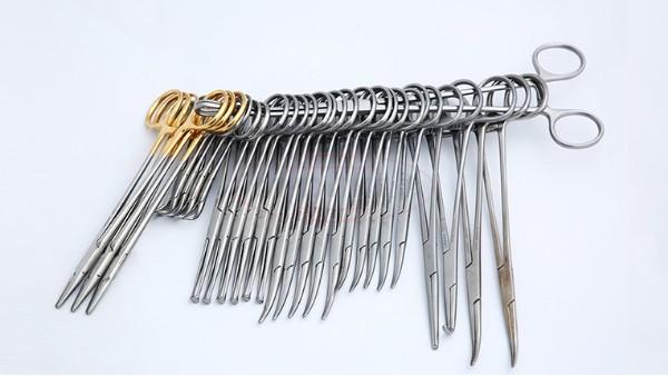 外科手术器械穿刺针的手工清洗操作流程