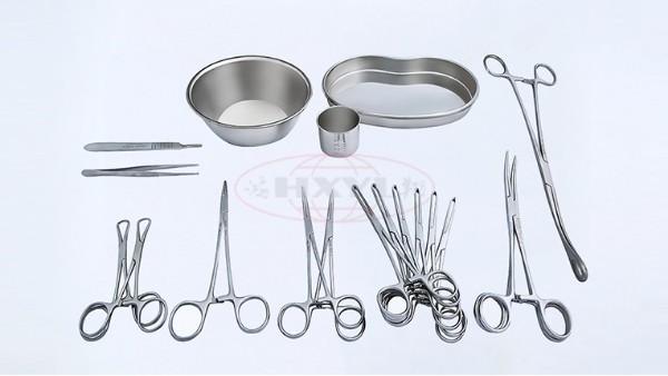 如何做好规范器械处理?手术器械包做详细介绍