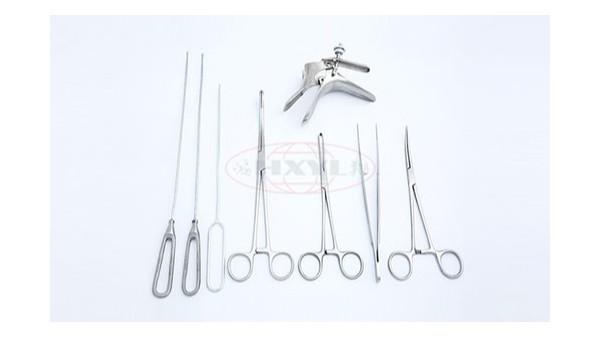 妇科手术器械在生产上有哪些要求?