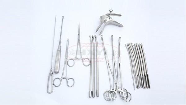 北京妇产科手术器械该如何保养?