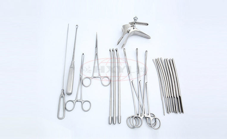 豹牌手术器械妇科上环取环包