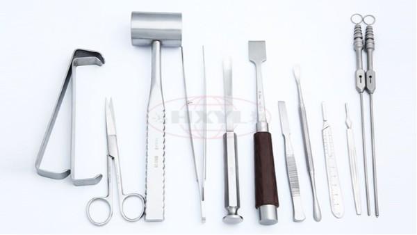 该如何选择北京骨科手术器械?