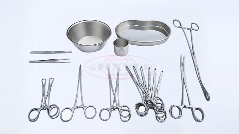 手术器械包该如何进行清洗?