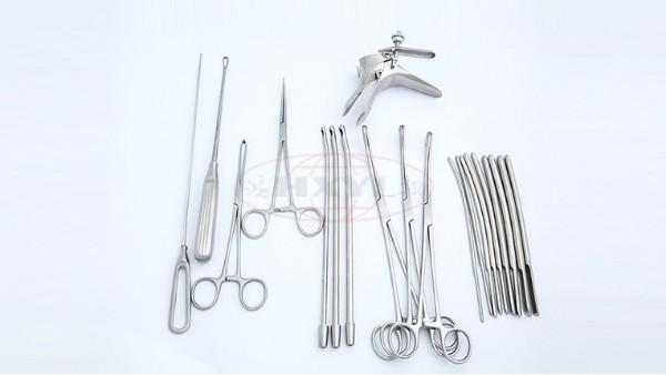 要对陕西妇产科手术器械事先进行了解