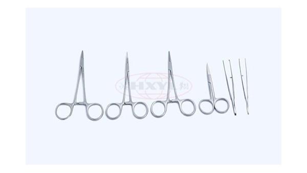 医院按照怎样的标准挑选的外科手术器械